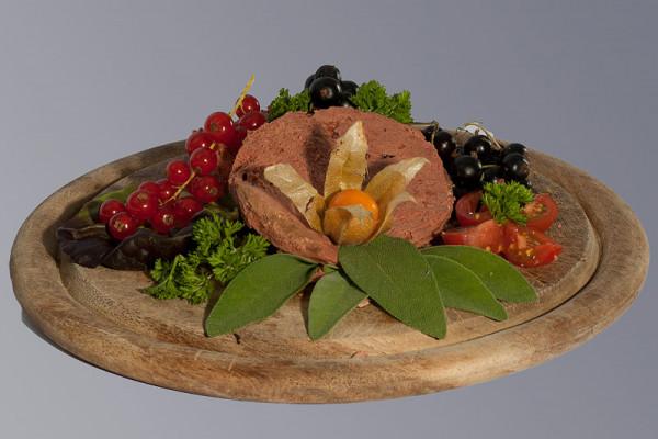 Wiener Aufschnitt aus Straußenfleisch 200g